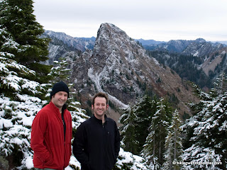 lundin peak red mountain commonwealth basin hikingwithmybrother