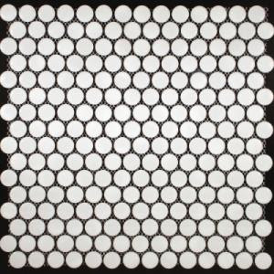 Design Around Denver: In Love with Penny Tiles