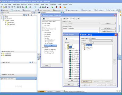 ADF Business Components With MySQL