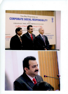 Two-Days Programme on Corporate Social Responsibility as a Strategic Tool for Corporate Sucess