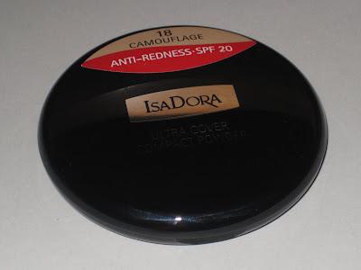 mineral compact powder isadora