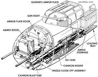 JAMBOCK!: Cannon M4 / T13E1 (canhão 75mm dos B25)