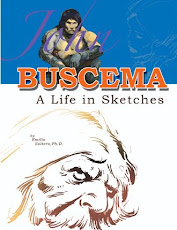 John Buscema A life in Sketches