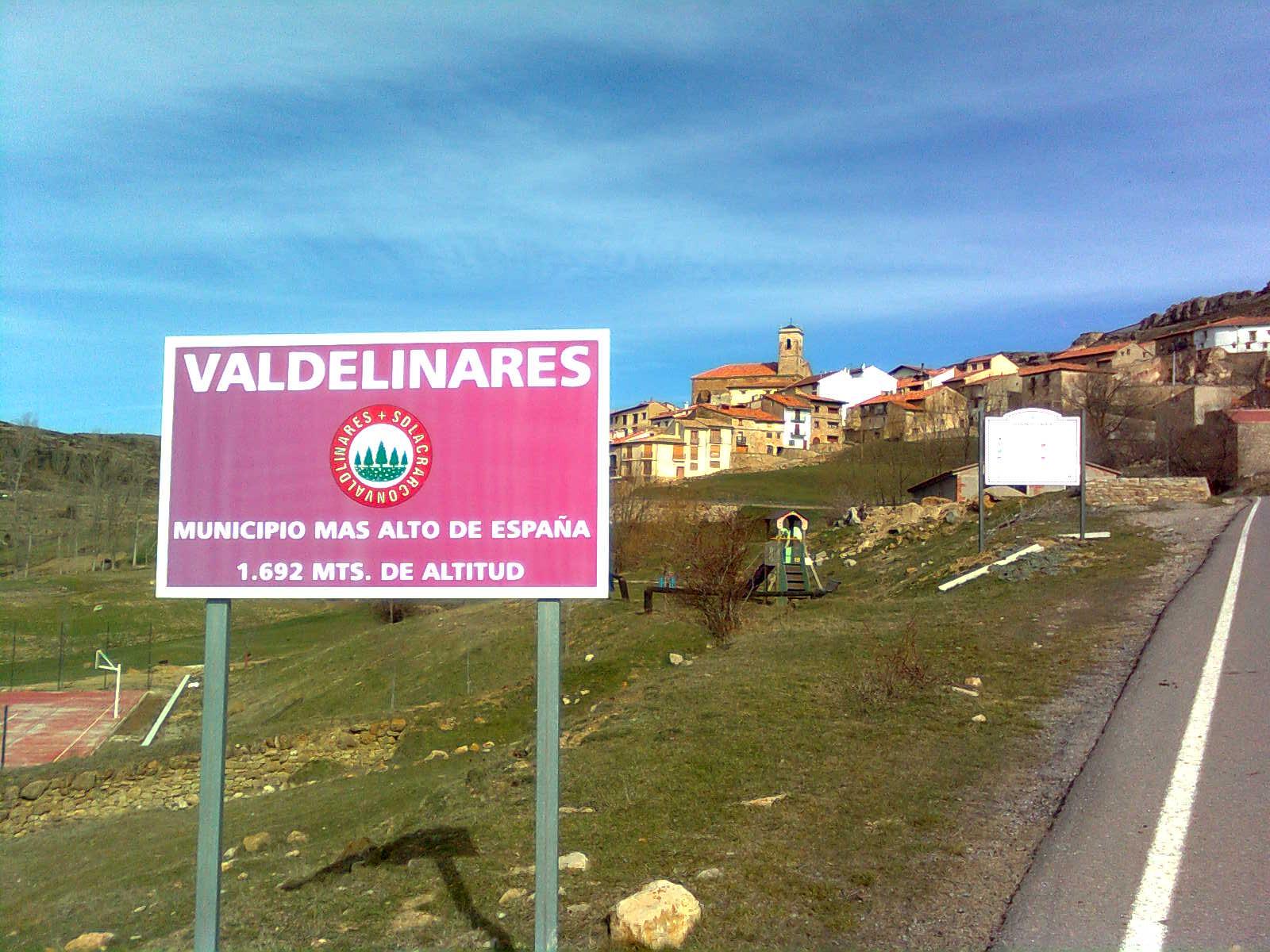 pueblos mas altos de España