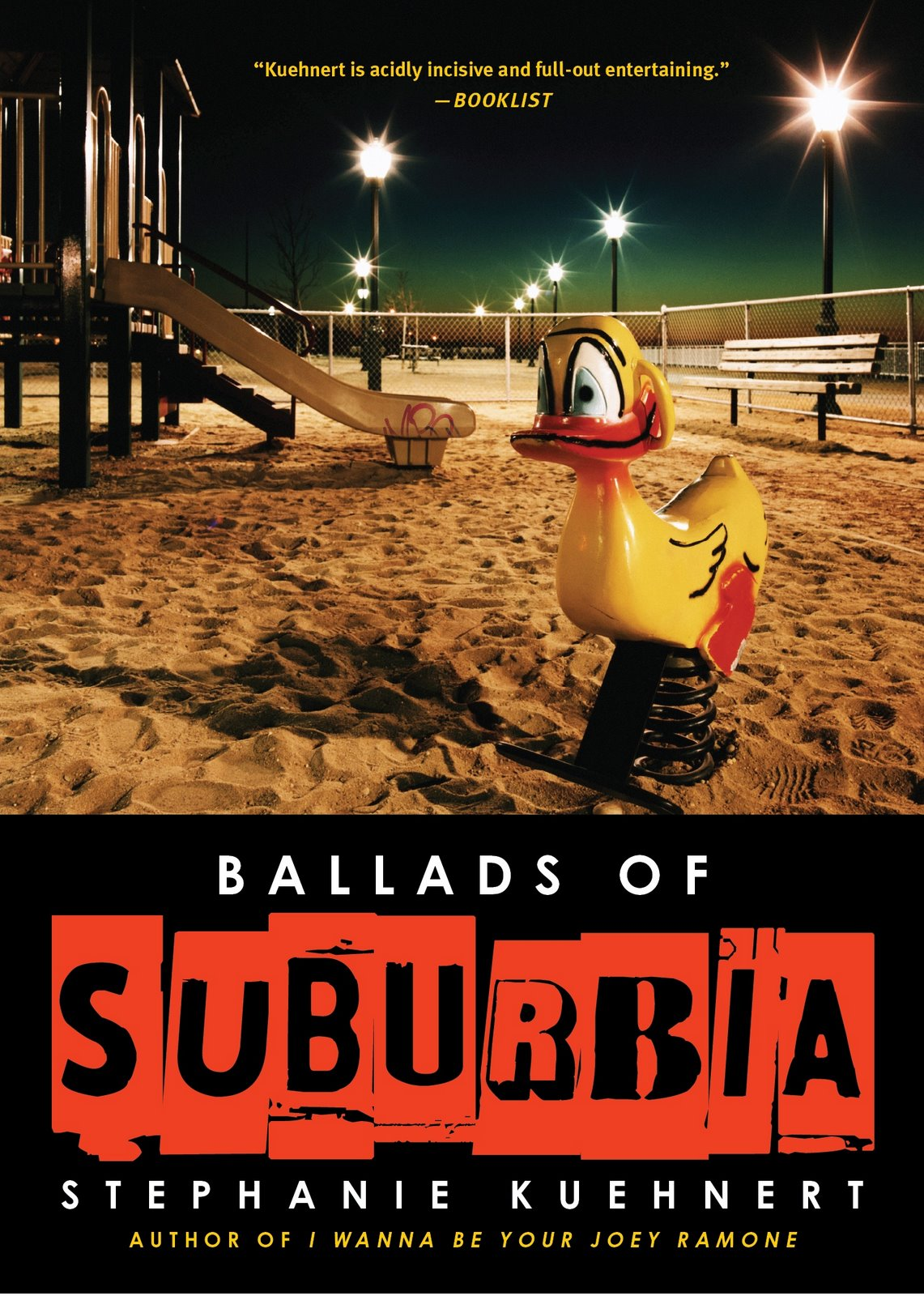 Friday Fronts - Ballads of Suburbia