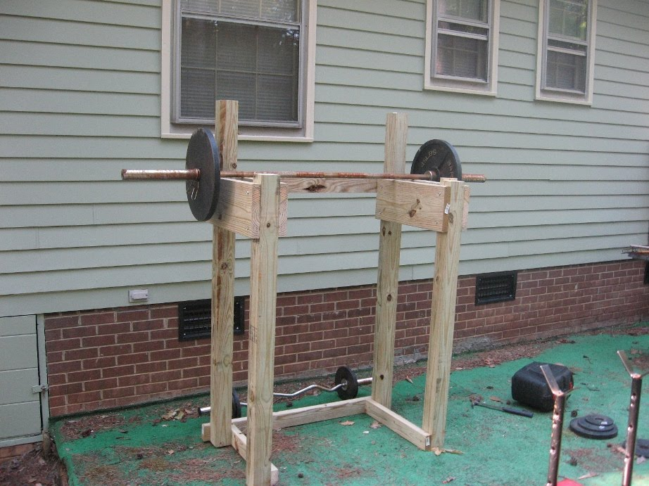 Building A Squat Rack Misc Engineers Am I Going To Kill