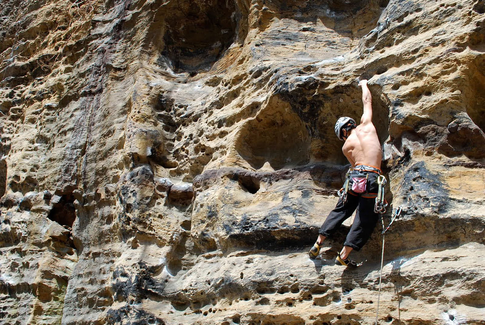 Boulder Rock Club Jr  Team: Red River Gorge | Colorado