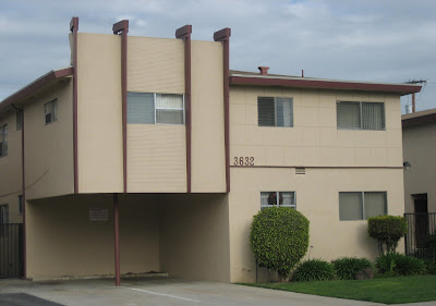 L A  Places: Mid-Century Dingbat Apartments