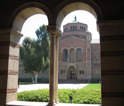 L A Places Ucla Campus