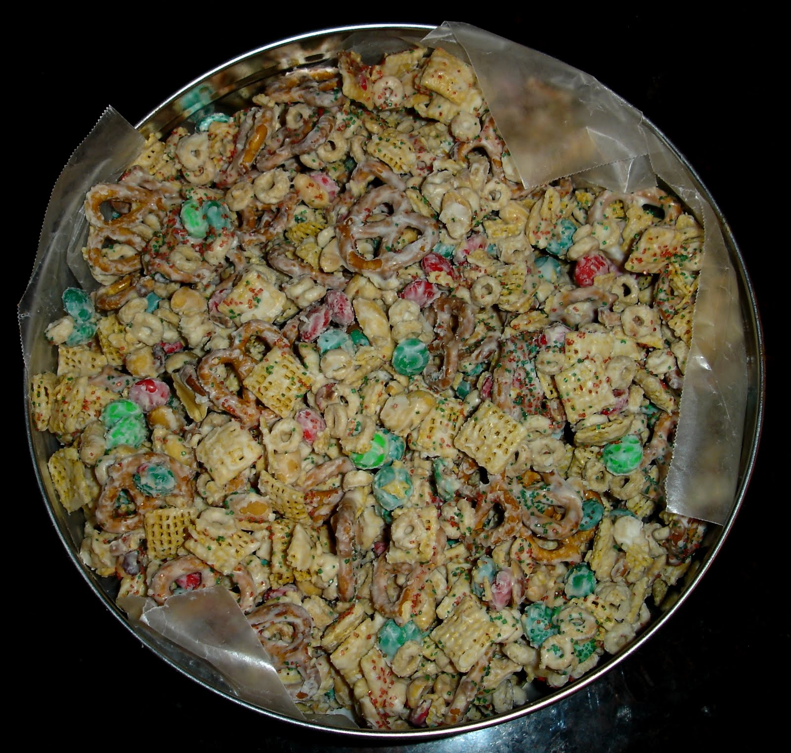 Journey To Fabulous Foods: Reindeer Food...also Known As Crack