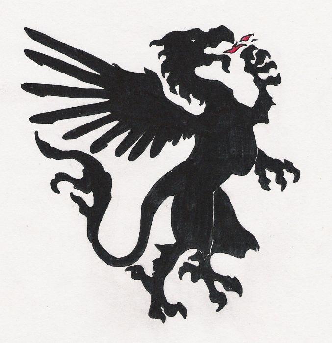 Dragon Heraldry: Mortal Kombat, Logos And Google Search On Pinterest