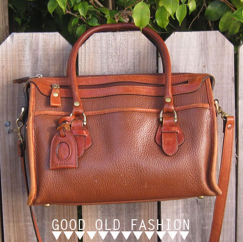 This Is A Really Great Vintage Leather Satchel I Want To Keep One For Myelf