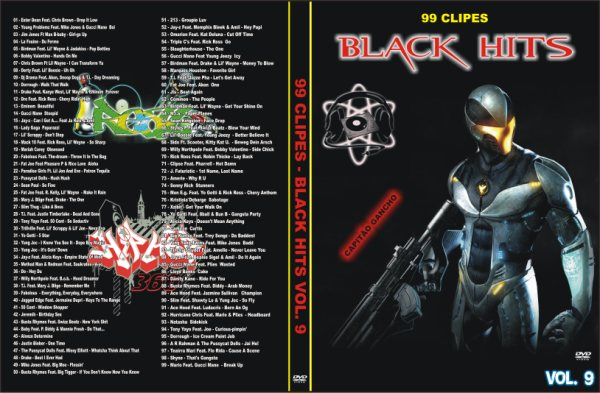 dvd 99 clipes hip hop