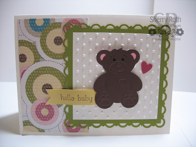 Lil' Paws Build-A-Bear Card