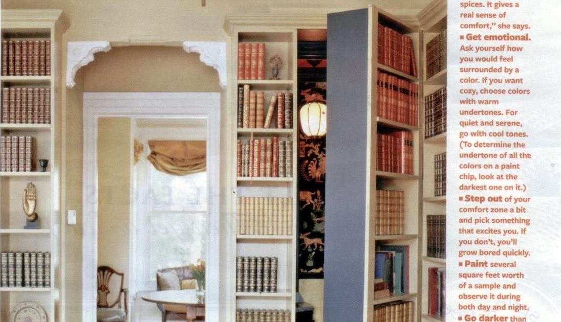 The Steampunk Home Library With A Touch Of The Exotic