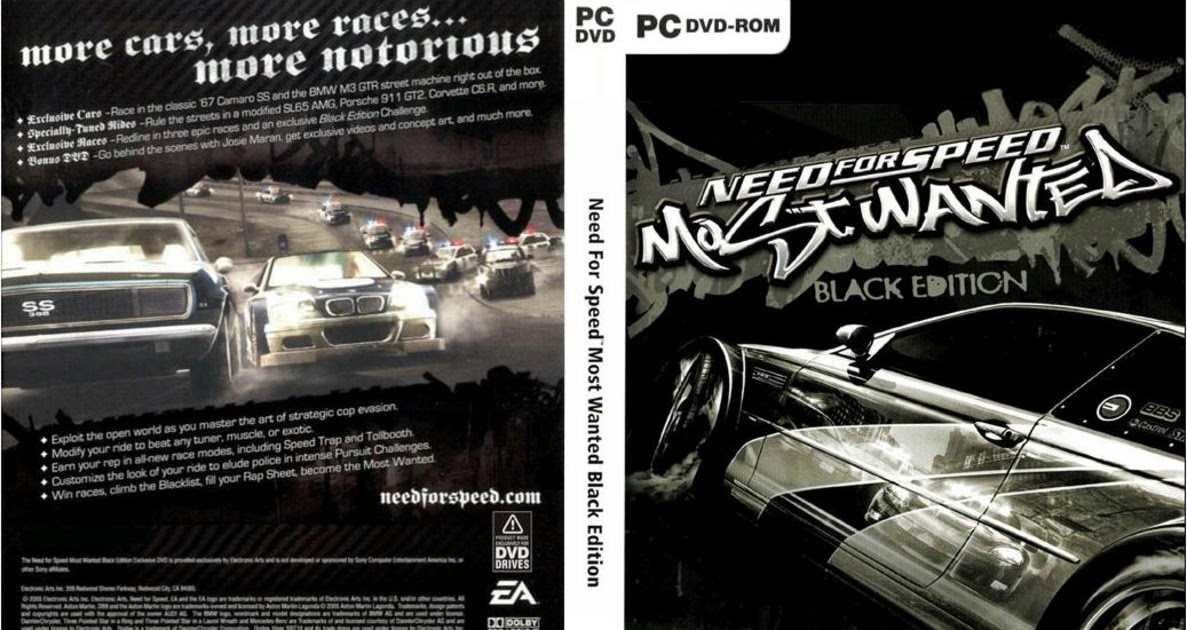 Need For Speed Most Wanted Concept Art
