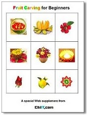 Vegetable And Fruit Carving: Fruit Carving for Beginners ...