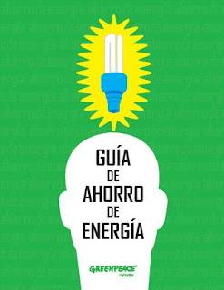 Guia de ahorro de energía de Greenpeace