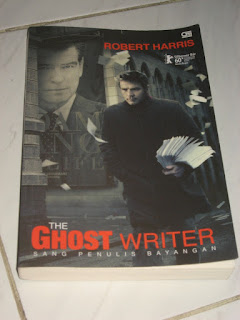 buku robert harris buku the ghost writer
