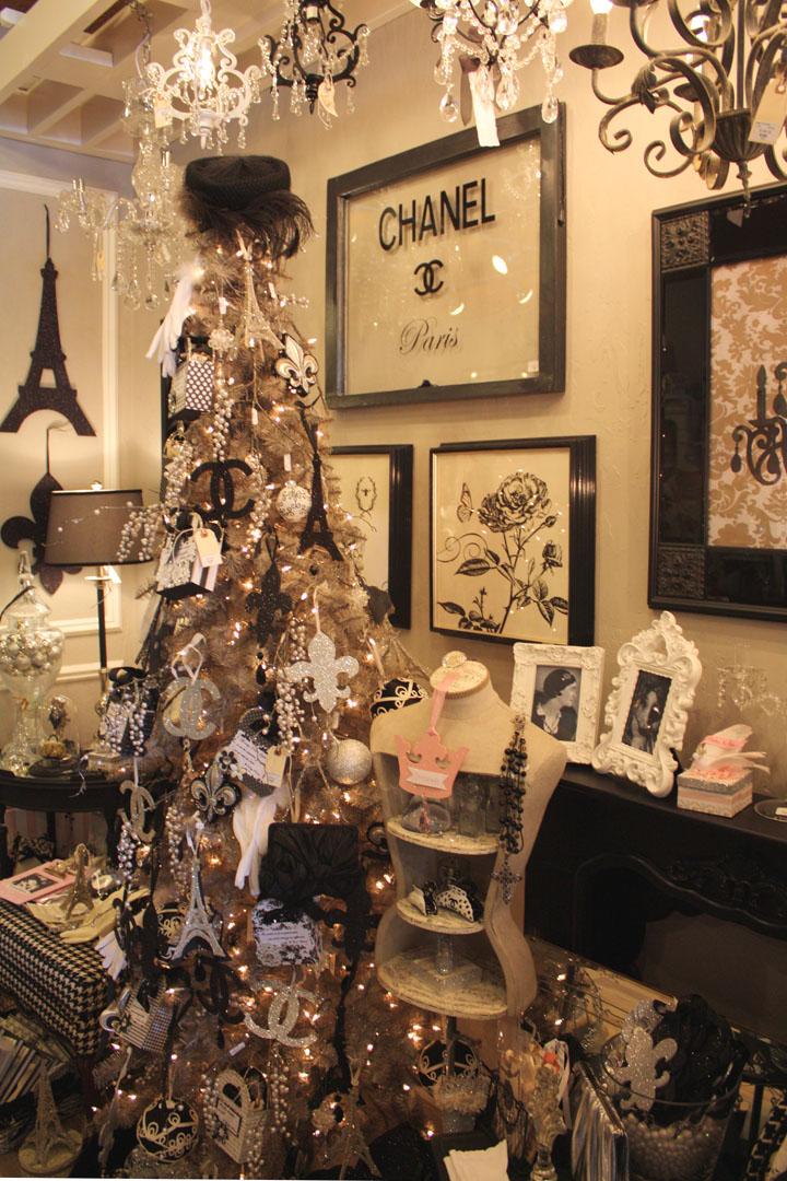 My Romantic Home: Vintage & Vogue Christmas-Part III