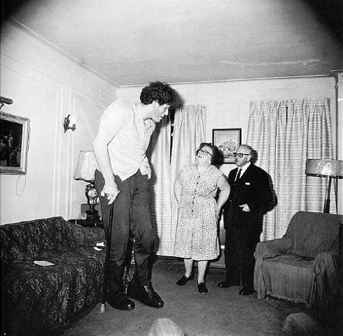 Síndrome coleccionista: Diane Arbus La fotógrafa inquietante