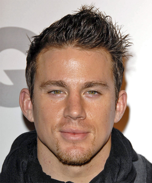 Channing Tatum Short Hairstyles