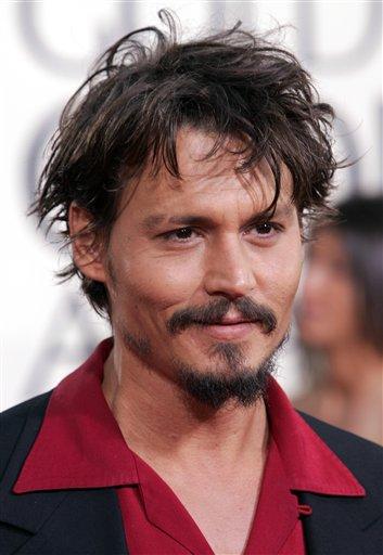 Sensational Johnny Depp Hairstyles My Experience Hairstyle Short Hairstyles Gunalazisus