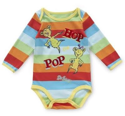 Dr Seuss Fabric Dr Seuss Baby Clothes