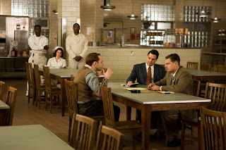 Mark Ruffalo and Leonardo DiCaprio in Shutter Island