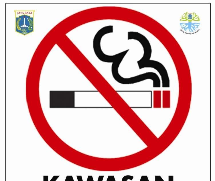Caibao Contoh Poster Dilarang Merokok Di Sekolah