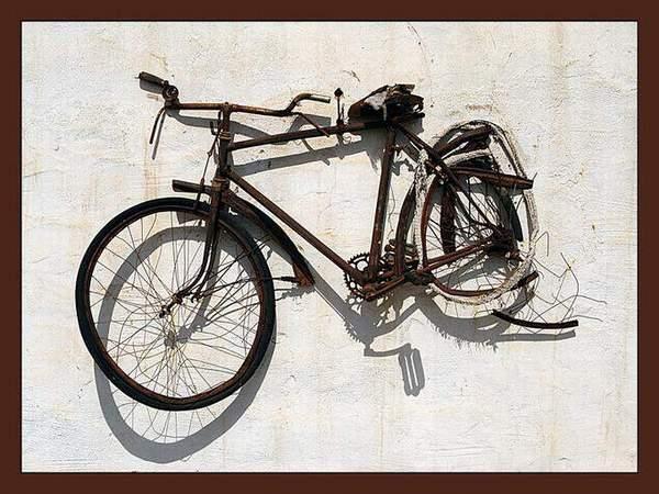 Gambar Sepeda Tua