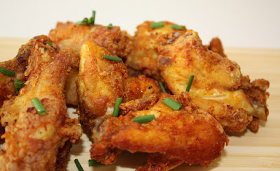 My Kitchen Snippets: Spicy Fried Chicken