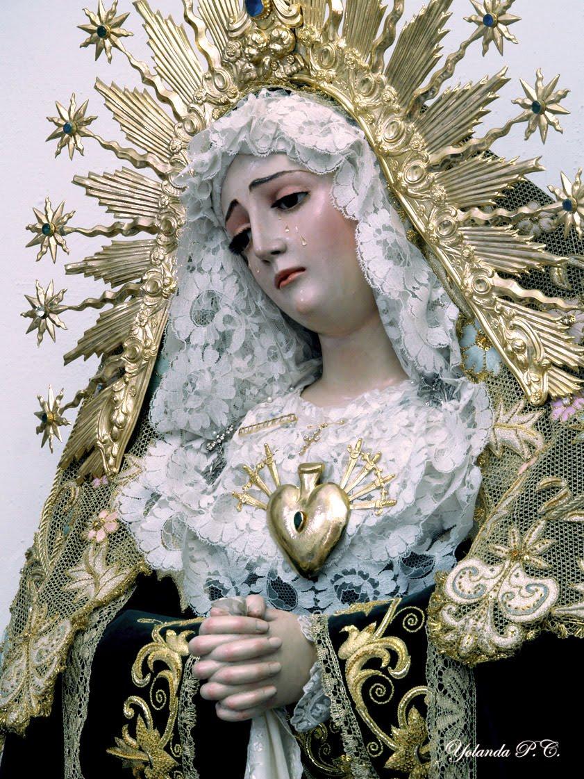 Don De Piedad La Virgen De Los Dolores De Herrera