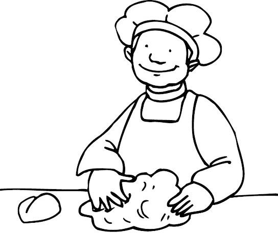 Actividades para as Crianças: Profissões II
