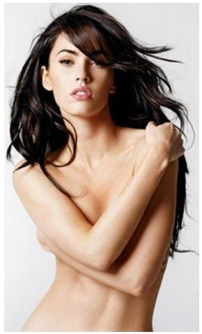 free nude pictures of megan fox