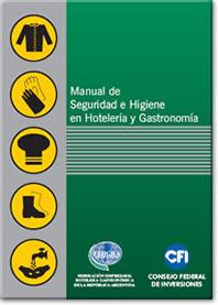 Manual de Seguridad e Higiene en hotelería y gastronomía