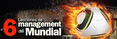 Lecciones de management que nos dejó el mundial