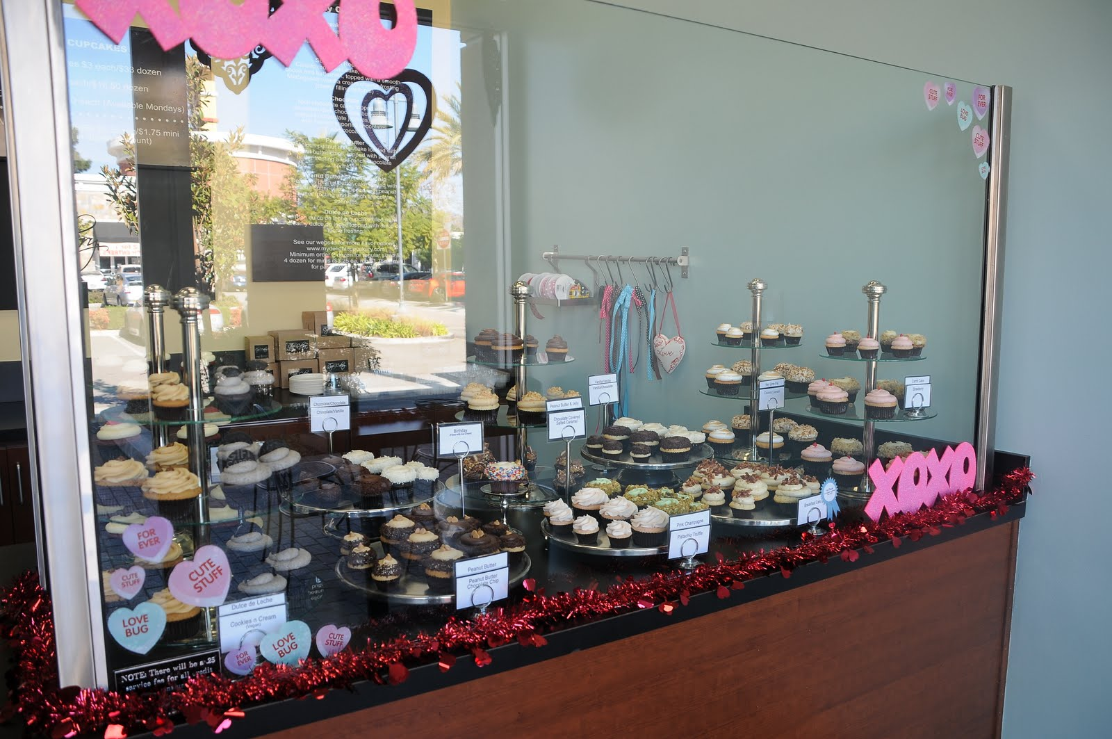 The Cupcake Activist: Review: My Delight Cupcakery