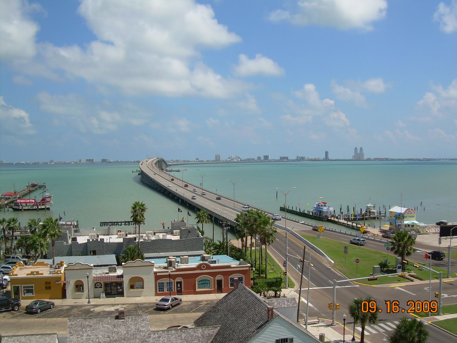 Pictures Of The Port Isabel Area From Top Lighthouse Went Over To So Padre Island And Checked Things Out Nice Beach