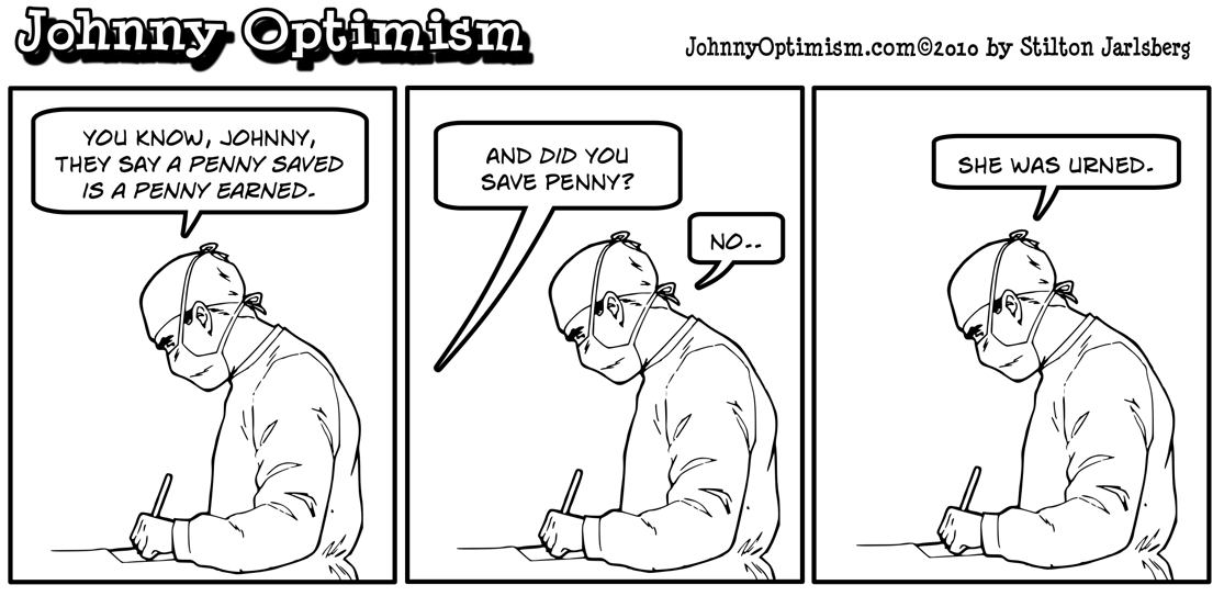 Johnny Optimism, johnnyoptimism, surgeon