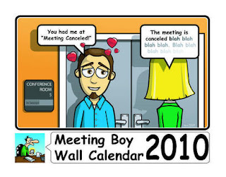 meeting boy calendar