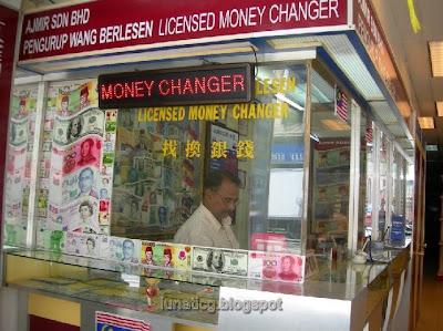 Forex money changer