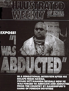 Cover of the Illustrated Weekly of India, March 16, 1986