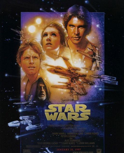 Flyer Goodness: Your Favorite Movie Posters By Drew Struzan