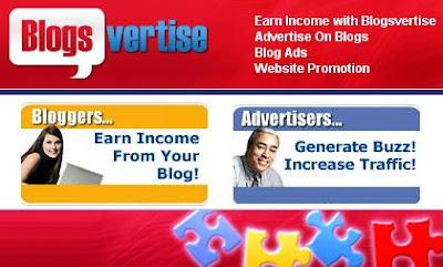 Blogvertise