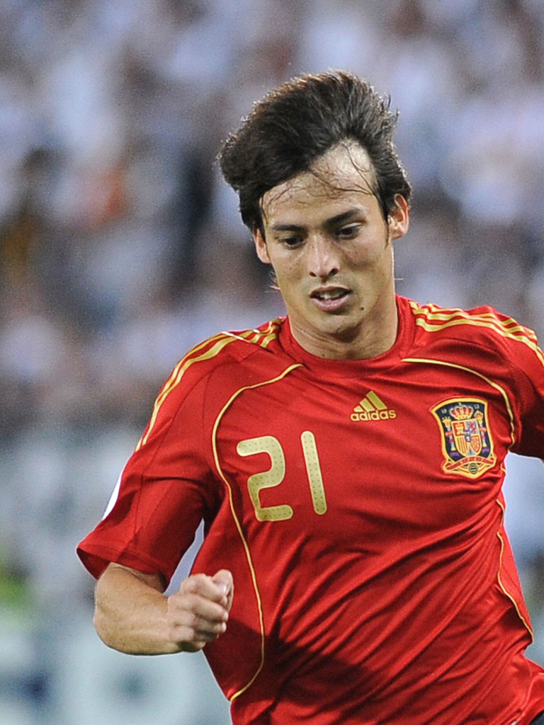 The Best Footballers David Silva Is A Spanish Football