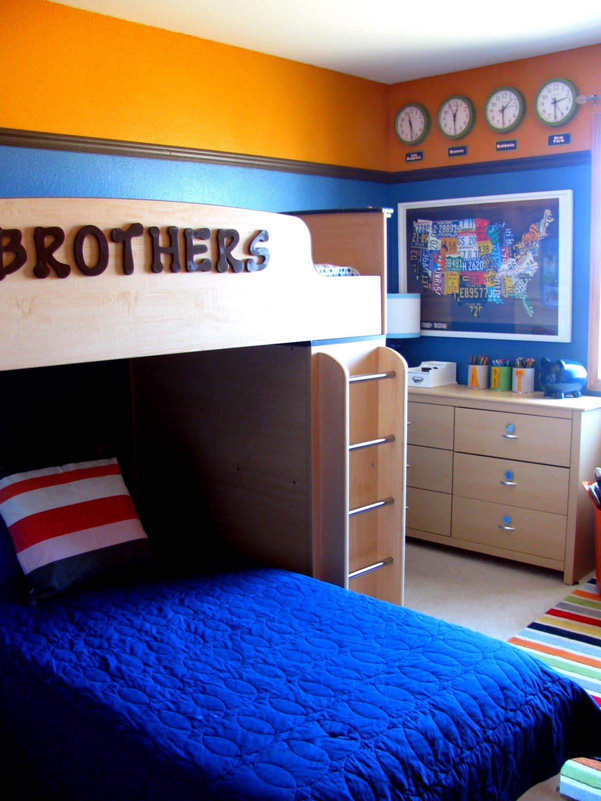 Kids bedroom painting ideas wallpress 1080p hd desktop - Boys room paint ideas ...
