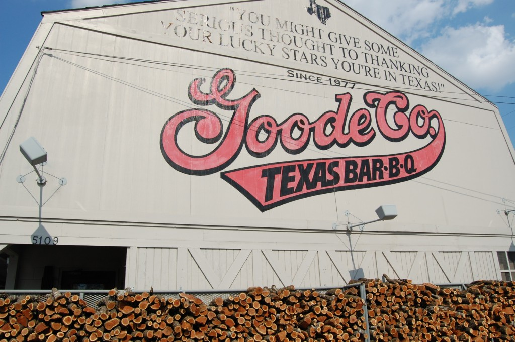 goode co texas bbq full custom gospel bbq. Black Bedroom Furniture Sets. Home Design Ideas
