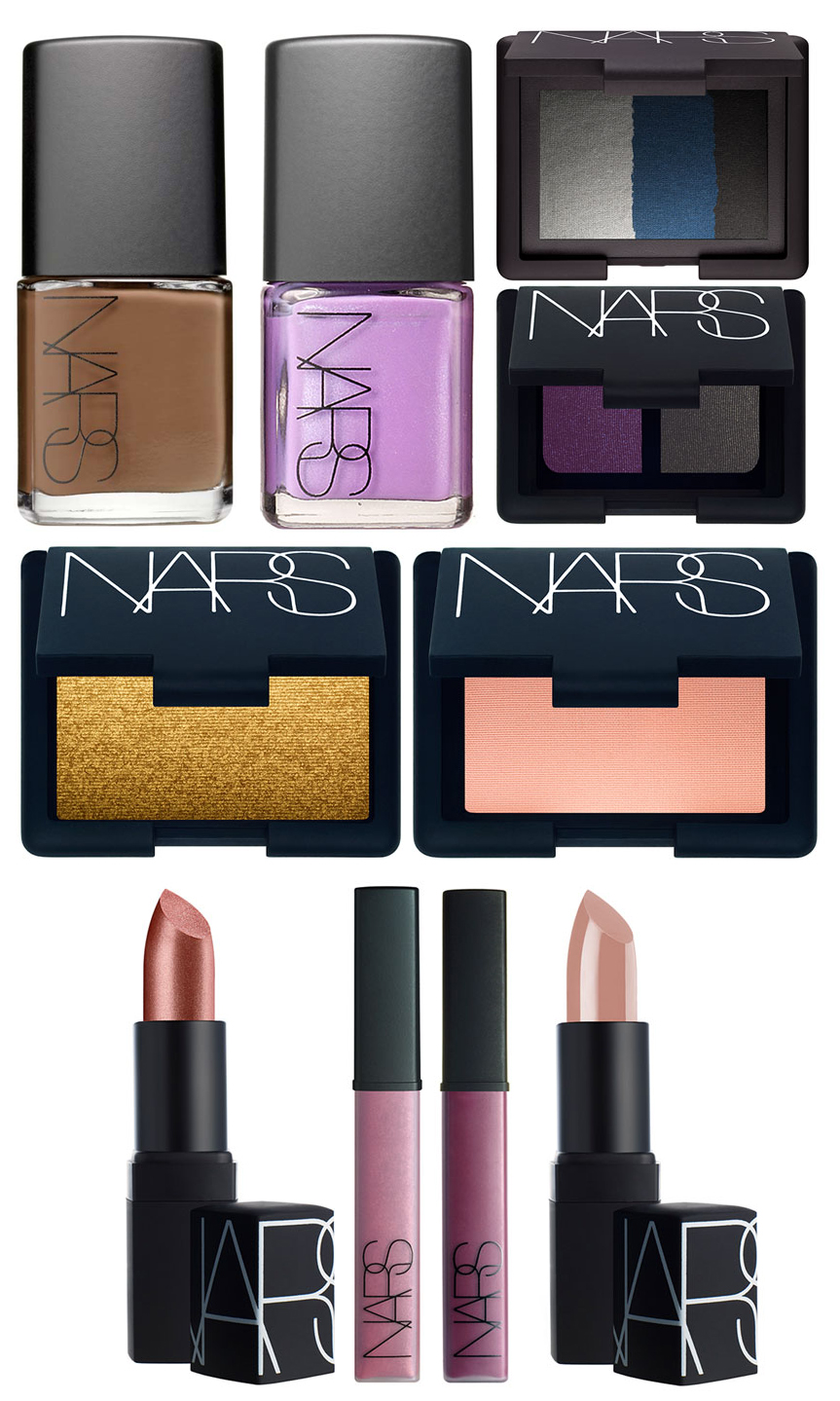 NARS Holiday 2010 Collection