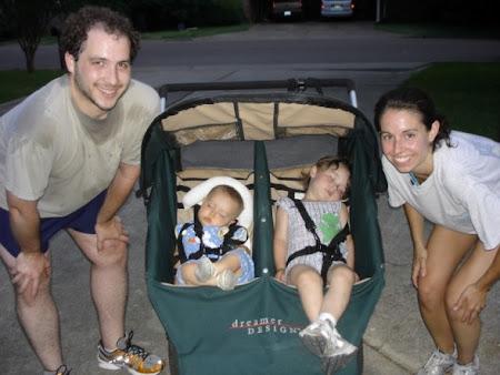 The Scarbrough Family Jason Rachel Grayton Riley Kate